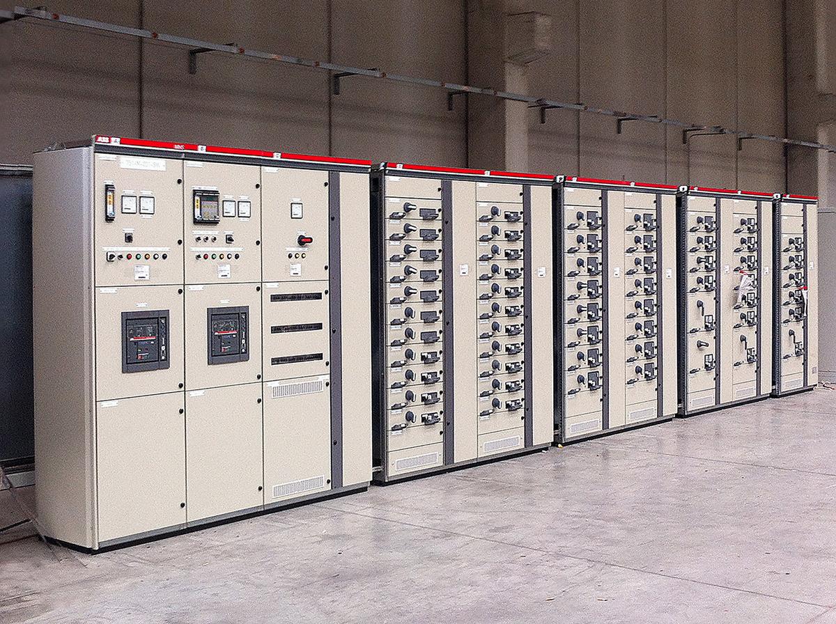 Mcc motor control center for Cutler hammer freedom 2100 motor control center